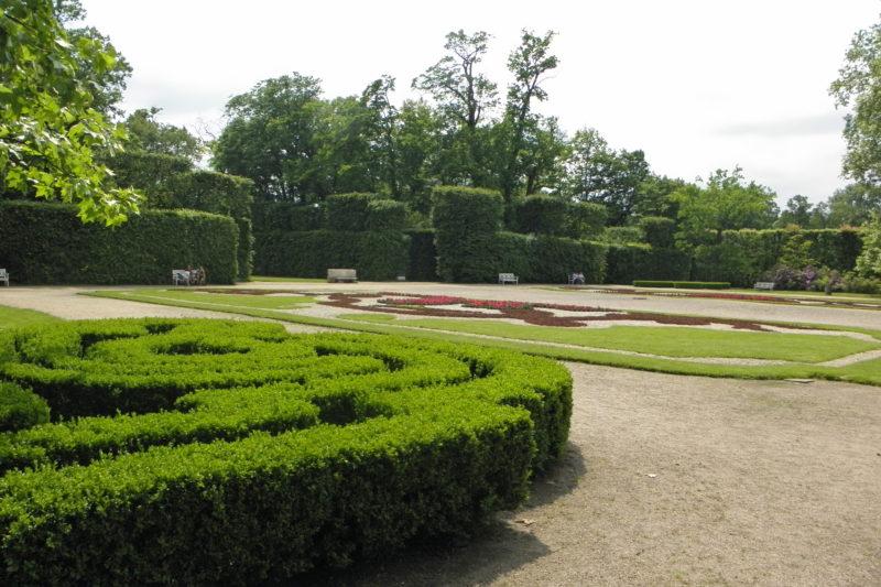 Ogrody Barokowe
